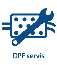 DPF servis