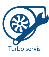 Servis turbokompresora